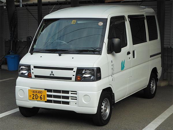 軽バス 2061