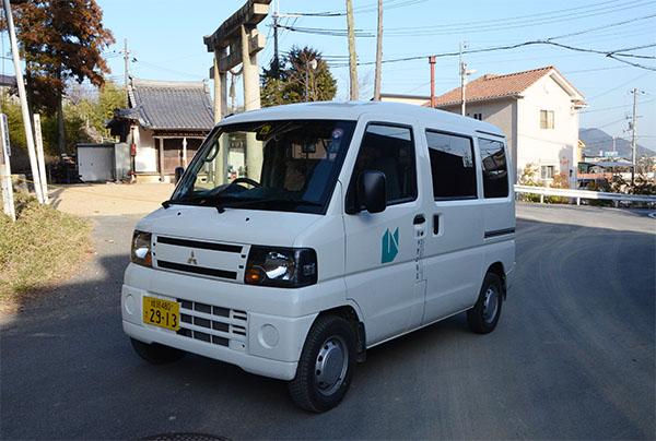 軽バス 2913