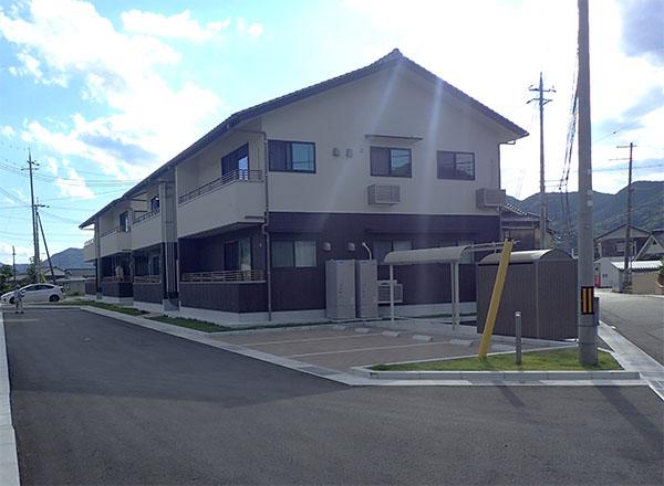 中村団地 建築工事