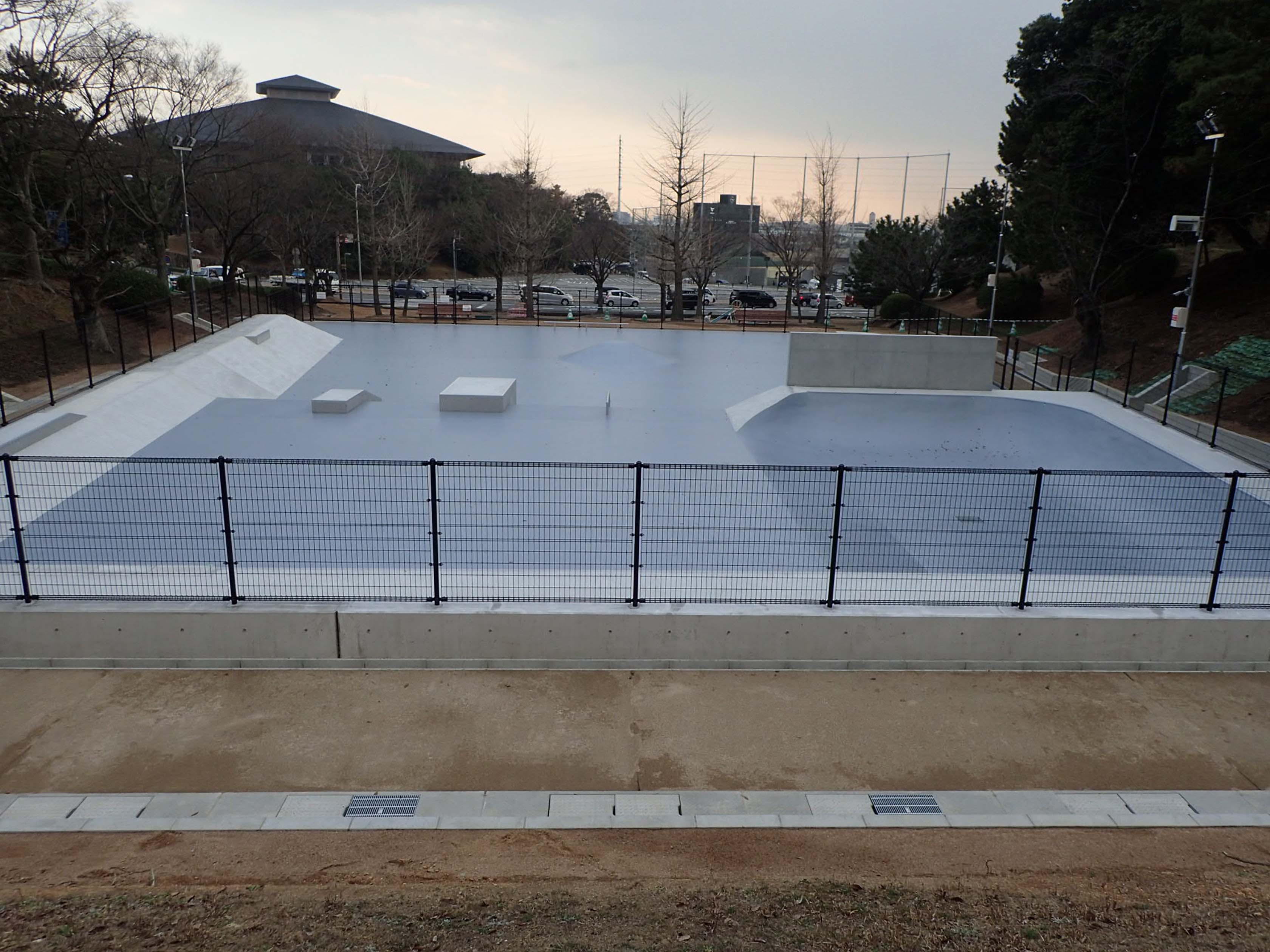 スポーツパーク整備工事